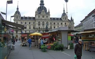 Graz: a gazdag, a gavallér és a grátisz