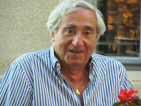 Szilágyi Tibornak most jelent meg a harmadik könyve, és lesz folytatása is. Fotó: a szerző