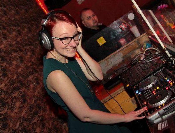 Klausz Melinda, azaz Selector Emka mára már országszerte ismert DJ