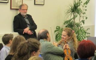 Izgalmas program az első Auer-hegedűfesztiválon