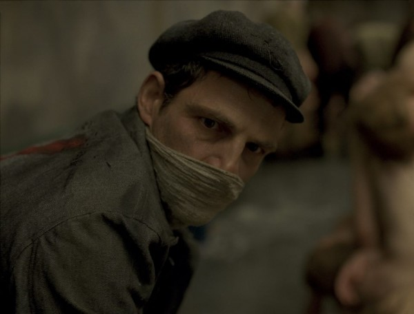Röhrig Géza a film egyik jelenetében