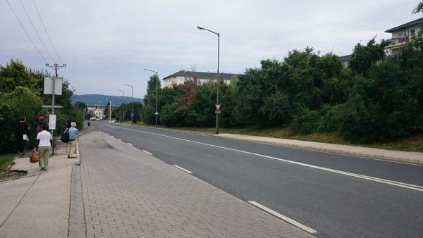 A vasútállomás közelében tervezik kiépíteni az új közlekedési csomópontot. Fotó: a szerző