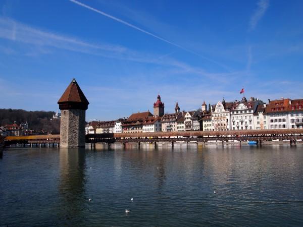 Luzern várostérképe is megtalálható a CityMaps 2Go alkalmazásban