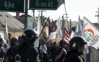 ÍTÉLET: Alapvetően békés volt a tüntetés…
