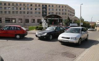 Nemsokára majdnem megoldódik a parkolás
