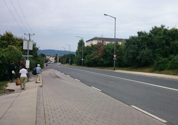A tervezett új közlekedési csomópont a vasútállomásnál épülne meg