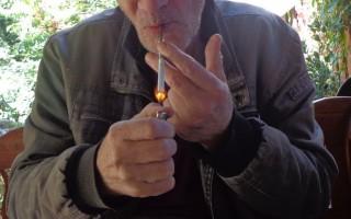 Tüdőrákos nemzeti dohánysodorgatás