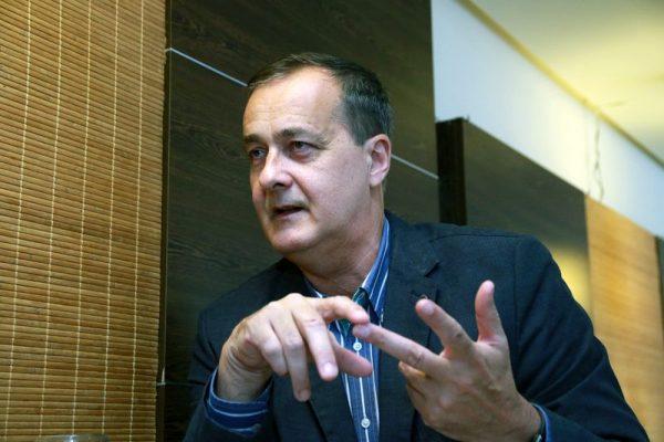 Dióssy László a szabad választások után 16 évig volt Veszprém első embere. Fotók: Nagy Lajos