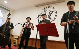 KLEZMER – Húszéves a Veszprémer Band