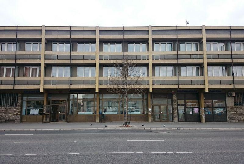 A Főgáz új ügyfélszolgálati irodát alakít ki a hotel alatt, így januártól már itt kell intézni a gázfogyasztással kapcsolatos ügyeket