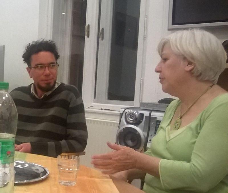 Tóth Olgával Dányi Dániel beszélgetett a regényéről