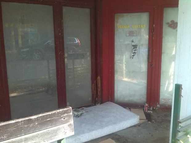 nyr Kossuth utca üres boltok 11