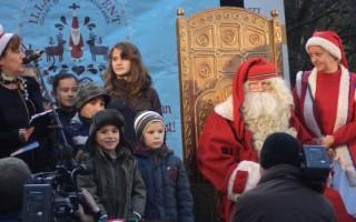 MIKULÁS – Joulupukki újra itt járt
