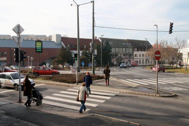 Újabb körforgalom épülne a belvárosban