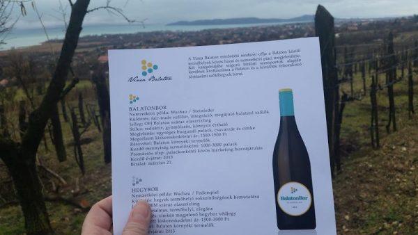 A régiós bor arculatelemeit is pontosan meghatározták, jól felismerhető palackozással