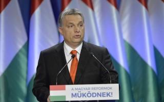 Orbán évértékelője: Európa elrablása