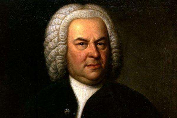 Johann Sebastian Bach portréja. (Festő: Elias Gottlob Haussmann, 1764.)