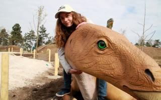 ÁLLATKERT – Megjöttek a dinók
