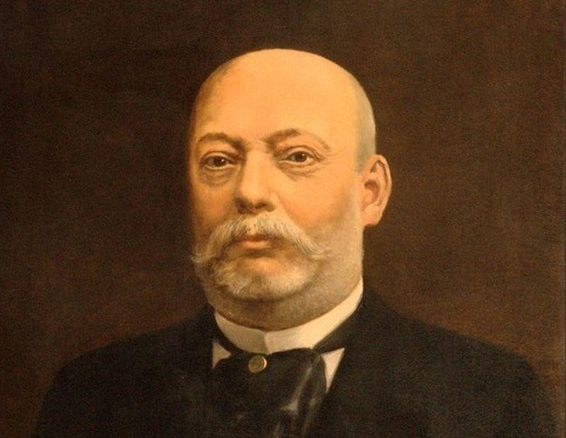 Eötvös Károly, a politikus, ügyvéd, író, publicista, országgyűlési képviselő. Kép forrása: Nemzeti Portrétár Alalpítvány, npg.hu