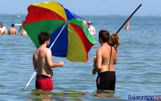 BALATON – Még ingyenesek a strandok