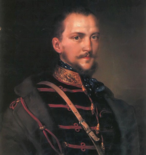Görgey Artúr Barabás Miklós festményén