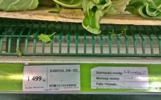 Magyar áru – magyar áron