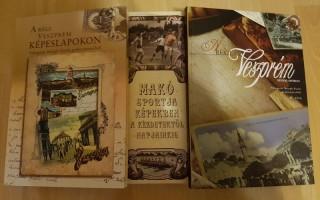 Veszprémi képeslapos könyvek utóélete