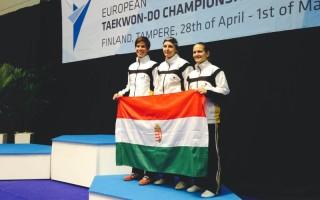 TAEKWONDO – Mucsy Petra két bronzéremmel tért haza