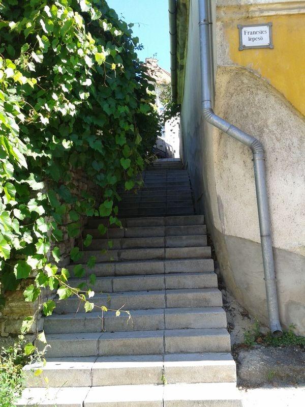 Francsics lépcső