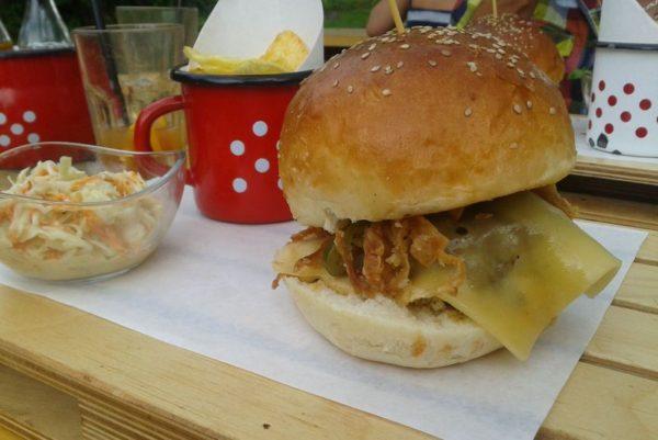 Fricska-burger