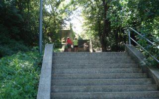 SZERETLEK, VESZPRÉM – Szívesen lépcsőzöl?