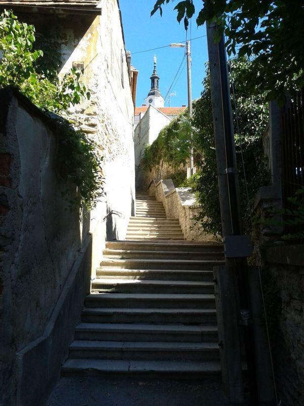 Márkus lépcső