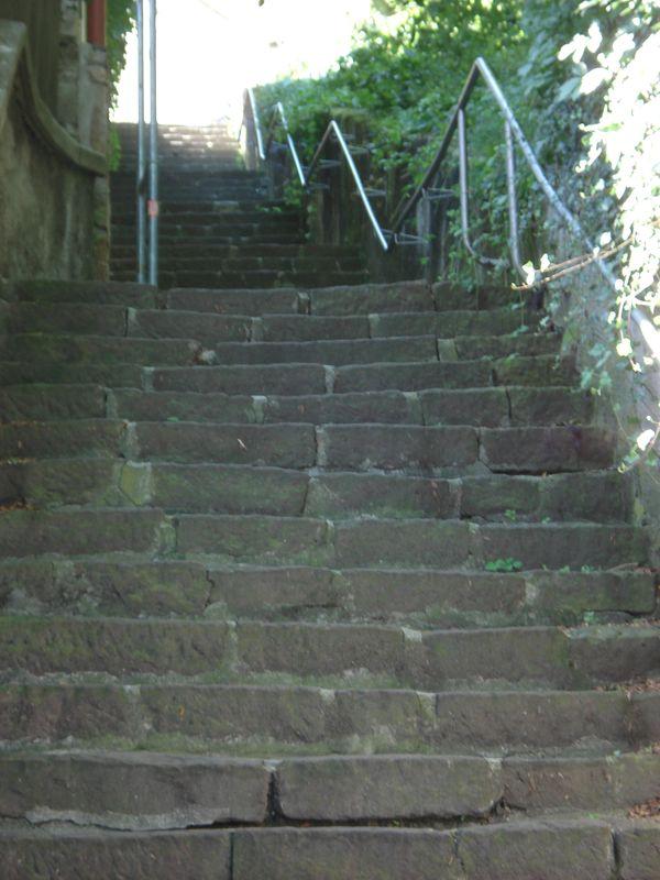 Ostrom lépcső