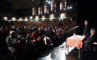 ÉVADNYITÓ – A város támogatja a színház bővítését