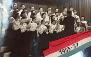 SZERETLEK, VESZPRÉM – Brusznyai tanítványa voltam