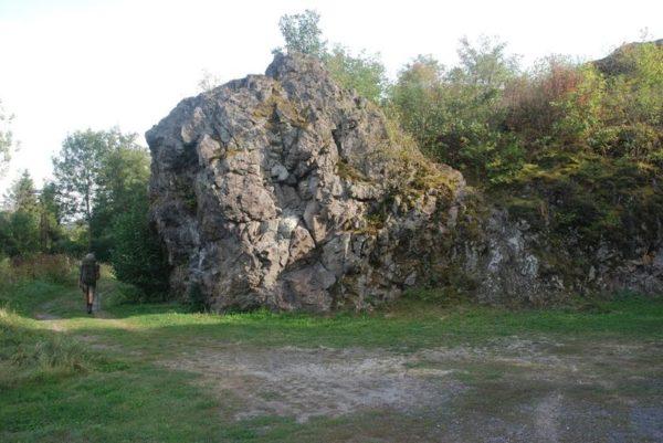 A bózsvai szikla. Fotó: Panoramio (Gál Norbert)