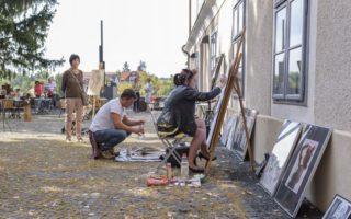 FREQUENZEN – Ragyogó őszi hét a képzőművészet jegyében