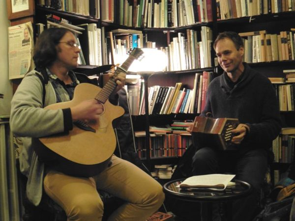Császár Róbert és Kovács Gáborján. Fotók: a szerző