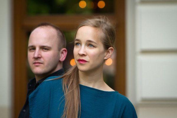 Harcsa Veronika és Gyémánt Bálint november 17-én koncertezik Veszprémben. Fotó: MMM Press & PR