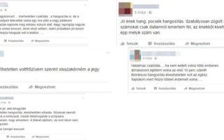 BOTRÁNY – Szervezői hiba miatt bukott a Demjén-koncert