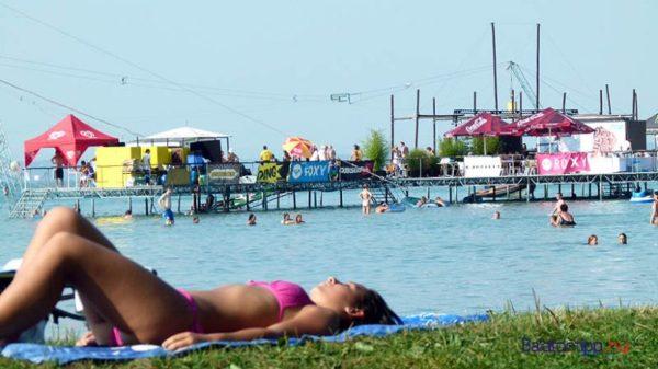 A Balaton látogatottságával minden rendben. Fotó: Balatontipp.hu