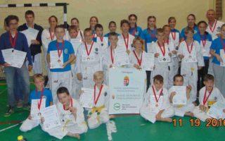 TAEKWONDO – Veszprémi aranyérmesek