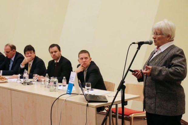 Az elmúlt években jelentős változásokat értek el Berhidán – mondta Pergő Margit