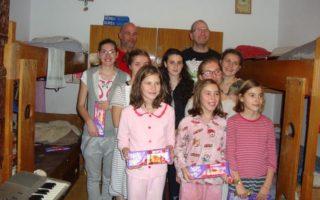 KARÁCSONY – Veszprémi adományok kovásznai gyerekeknek