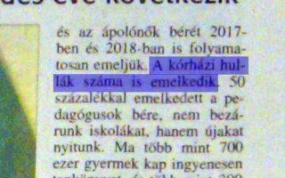 KAMIKAZE – Kórházi hullák az Orbán-interjúban