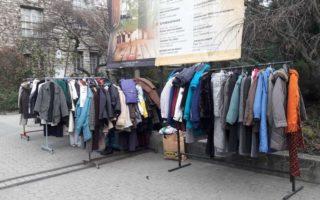 JÓTÉKONYSÁG – Sok a kabát Veszprémben is