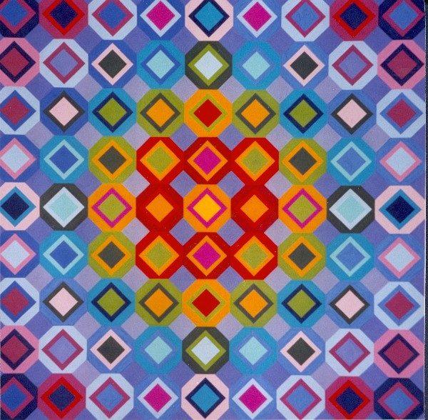 Vajon hogyan inspirálják a fiatalokat Vasarely alkotásai? A beküldött pályaművekből kiderül