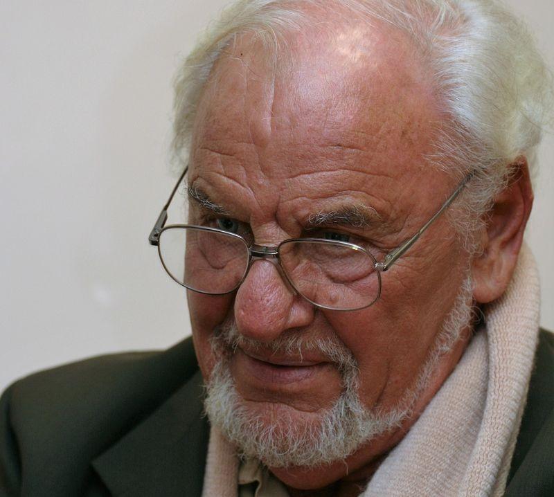Müller Péter Lovason. Fotó: Mátyás István