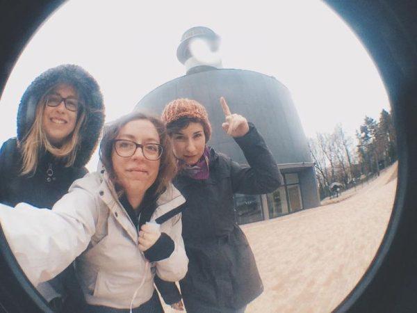 Kitalálták, megcsinálták: tíz nap alatt 209 kilométert gyalogoltak. Fotó: balatoncamino.blog.hu