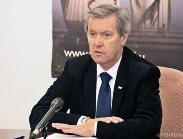 Némedi Lajos alpolgármester. Archív fotó: veszprem.hu